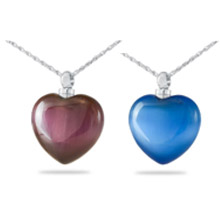 Glass Cremation Jewelry